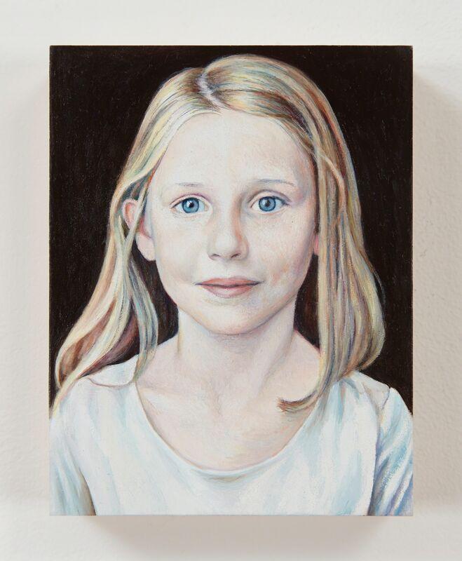 Jim Torok, 'Avery Anderson', 2015, Painting, Oil on panel, Lora Reynolds Gallery