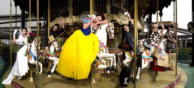 Isa Ho, 'carousel', 2008