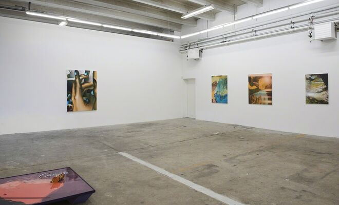 Painters? Painting?, installation view