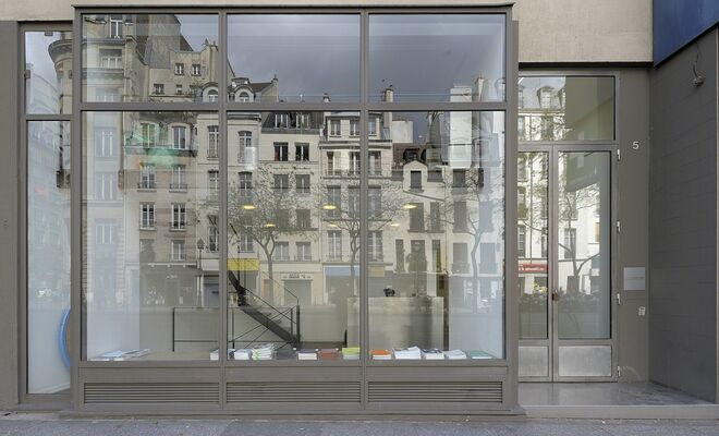 Galerie Laurent Godin at ZⓢONAMACO 2017, installation view