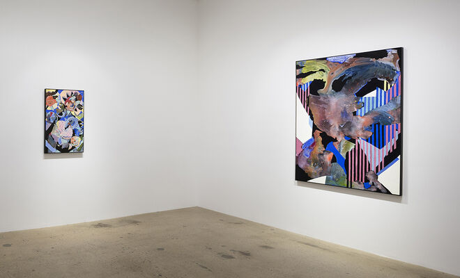 House of Cards, installation view