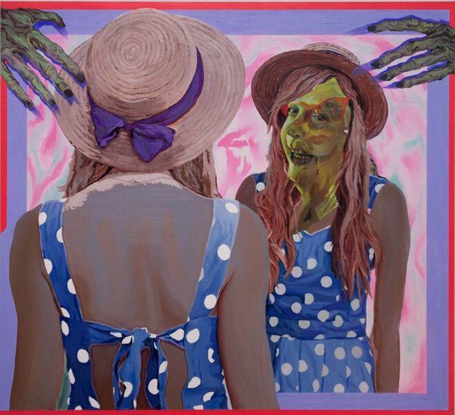Justin Craun, 'Screen Flesh', 2013