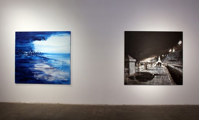 Habana Cool, installation view