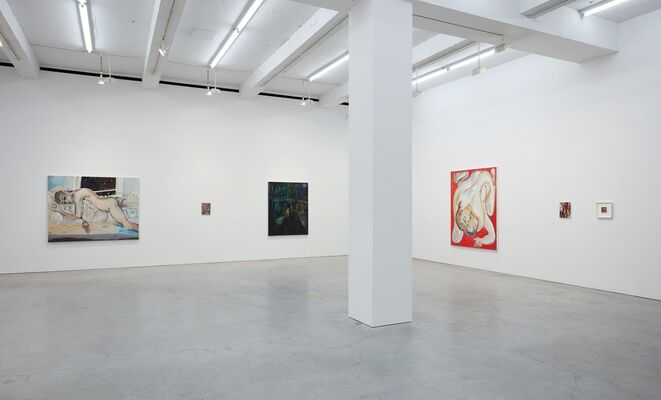 Come Softly to Me, installation view
