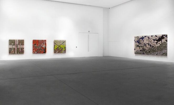 The Eclipse, installation view