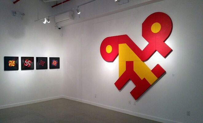 Will Insley: Foundations of ONECITY, installation view