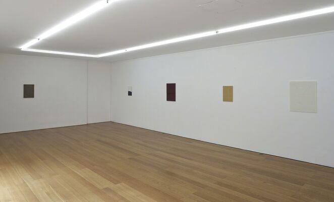 Toulu Hassani: common shift, installation view