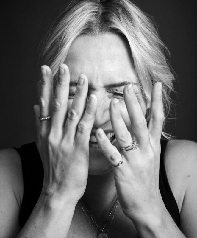 Andy Gotts, 'Kate Winslet', 2013, Print, Fine Art Giclée Archival Print, Maddox Gallery