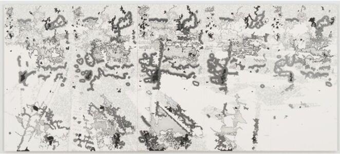 Toshiaki Hicosaka, 'Check 5', 2012