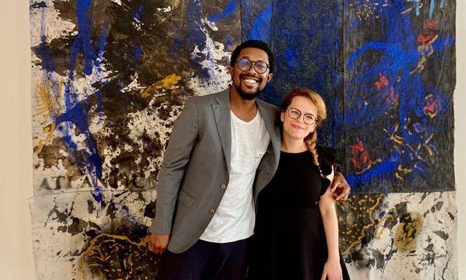 Migrações e Coisas, Retalhos de uma História Só, installation view
