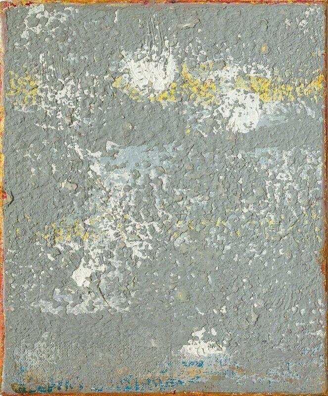 Markus Baldegger, 'Untitled', 2012, Painting, Oil and tempera on canvas, C. Grimaldis Gallery