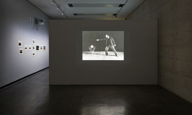 Babette Mangolte. I = Eye, installation view