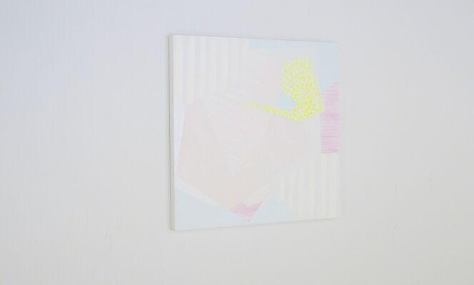 WHITE ON, installation view