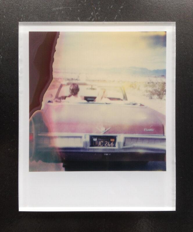 Stefanie Schneider, 'Stefanie Schneider Minis 'The End' (Sidewinder)', 2005, Photography, Lambda digital Color Photographs based on a Polaroid. Sandwiched in between Plexiglass (thickness 0.7cm), Instantdreams