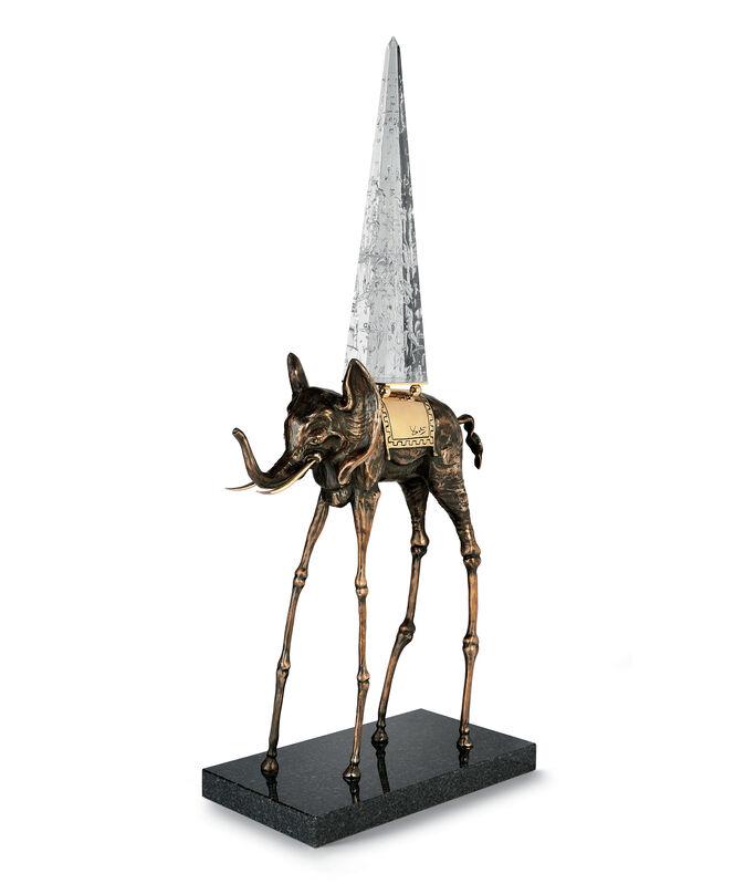 Salvador Dalí, 'Space elephant', 1980, Sculpture, Bronze lost wax process, Dali Paris