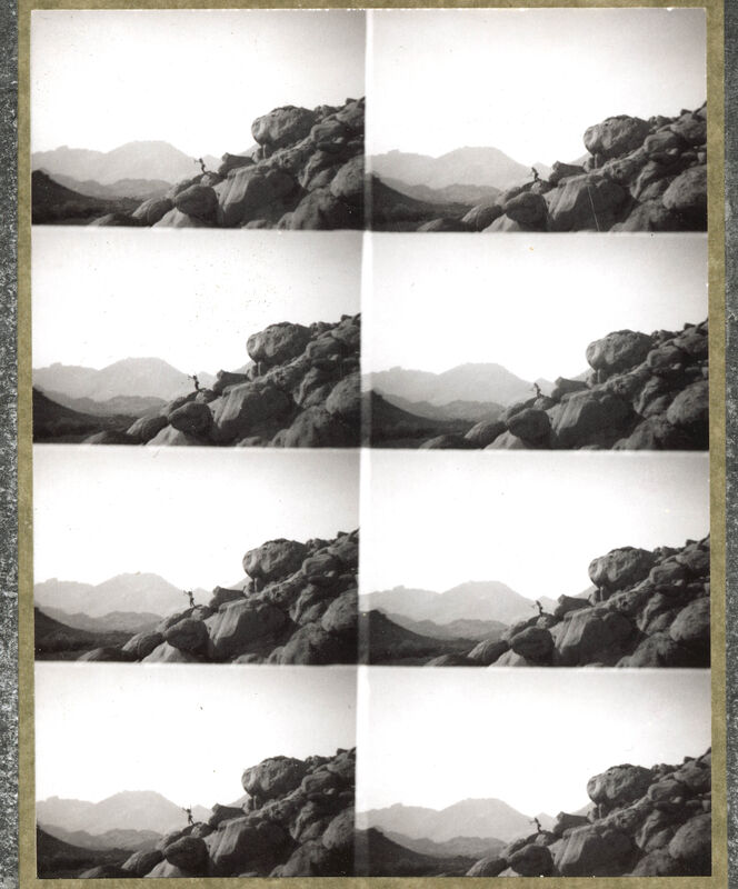 Stefanie Schneider, 'Untitled (Cowboys and Angels)', 2005, Photography, Archival C-Print, based on a Polaroid, Instantdreams