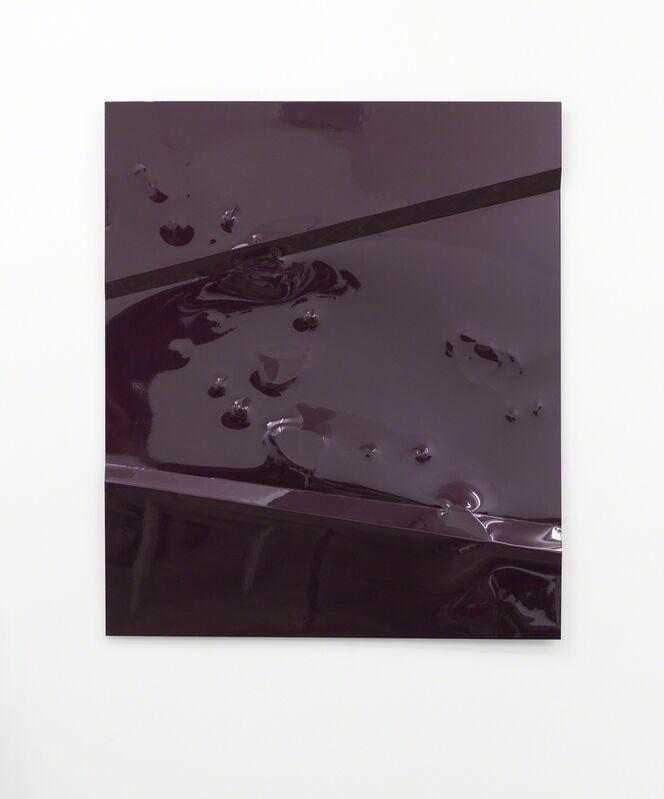Hannah Perry, 'Gas Lighting', 2015, Other, Enamel on aluminium, Seventeen