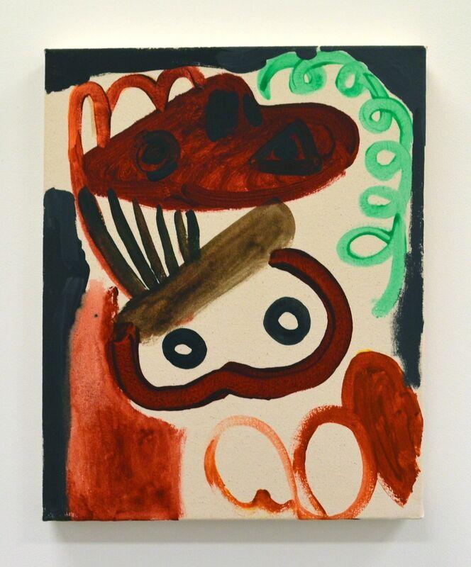 Tatiana Berg, 'Confident Woman', 2015, Painting, Acrylic on canvas, KOKI ARTS