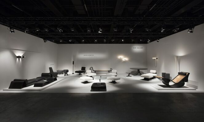 Side Gallery at Design Miami/ Basel 2018, installation view
