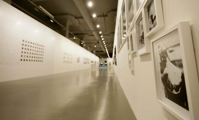 Close Quarters, installation view