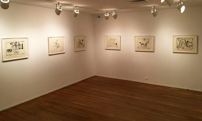 Correspondences: A Group Exhibition, installation view