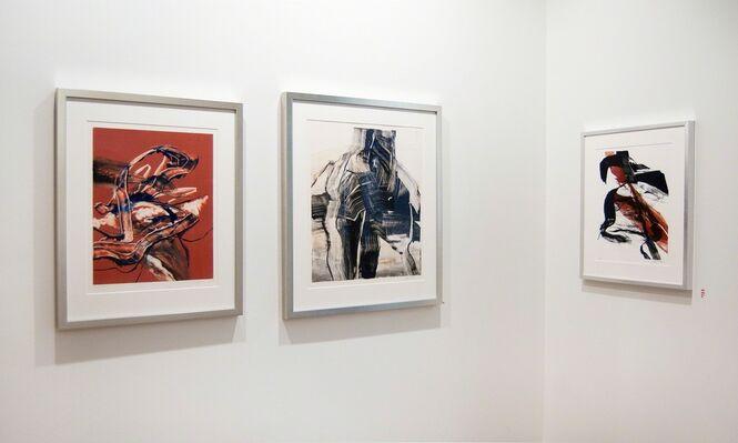 Inger Sitter, installation view