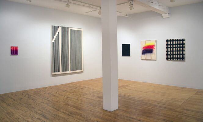 On Any Sunday, installation view