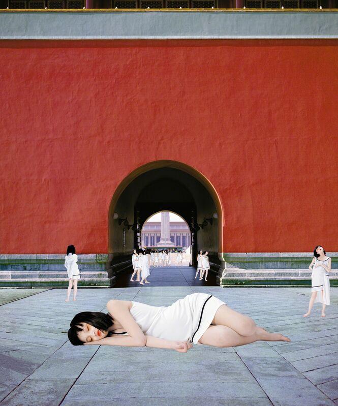 Cui Xiuwen, 'Angel No.11', 2006, Photography, C-print, Eli Klein Gallery
