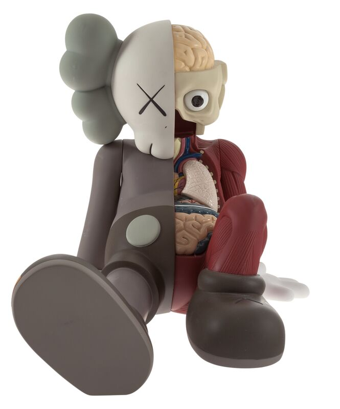 KAWS, 'Resting Place Companion', 2012, Sculpture, Painted cast vinyl, Heritage Auctions