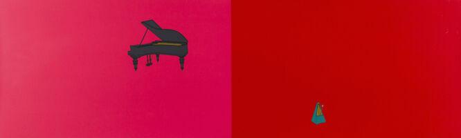 Michael Craig-Martin, 'Book', 1997