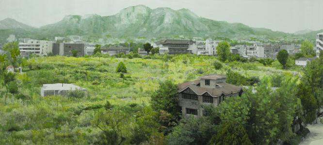 Honggoo Kang, 'Study of Green-Seoul-Vacant Lot-Songhyeon-dong 1', 2019