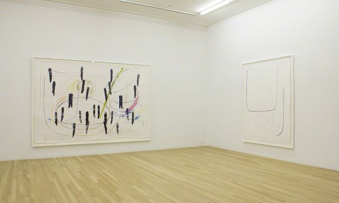 BET  WEEN, installation view