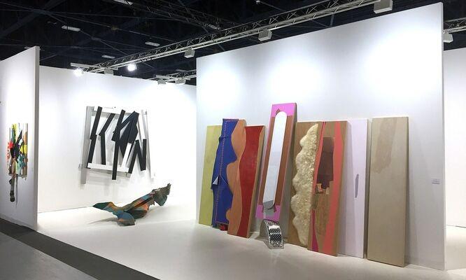 Galerie nächst St. Stephan Rosemarie Schwarzwälder at Art Basel in Miami Beach 2016, installation view