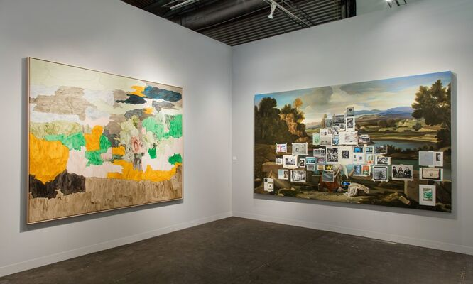 Stephen Friedman Gallery at The Armory Show 2019, installation view
