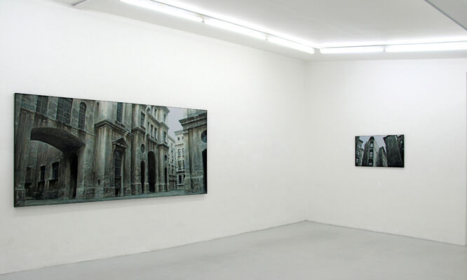 Short Histories of Modernist Painting, installation view
