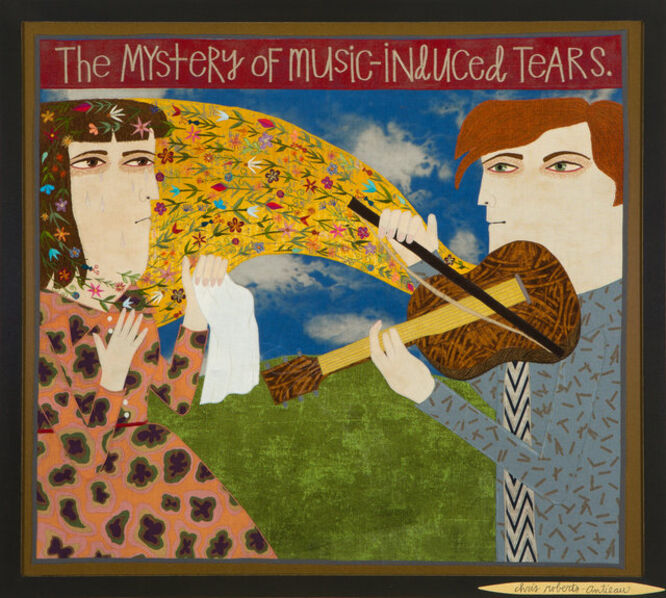 Chris Roberts-Antieau, 'The Mystery Of Music-Induced Tears', 2019