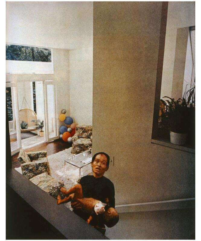 Martha Rosler, 'Balloons', 1967-1972, Other, Photomontage, Seattle Art Museum