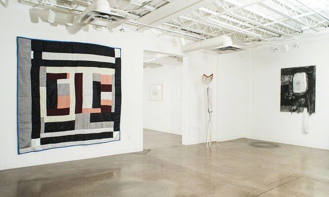 Rock, Paper, Scissors, installation view