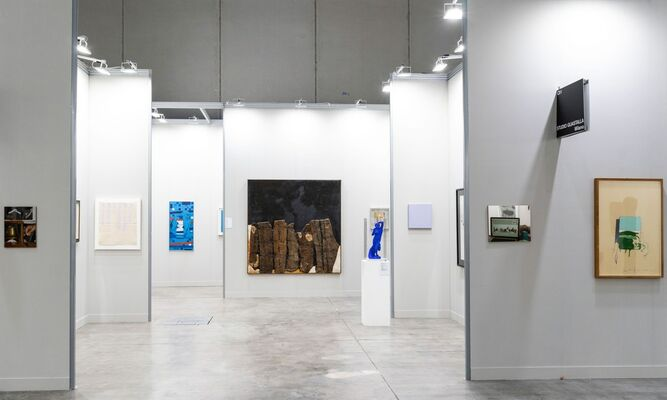 Studio Guastalla at miart 2018, installation view