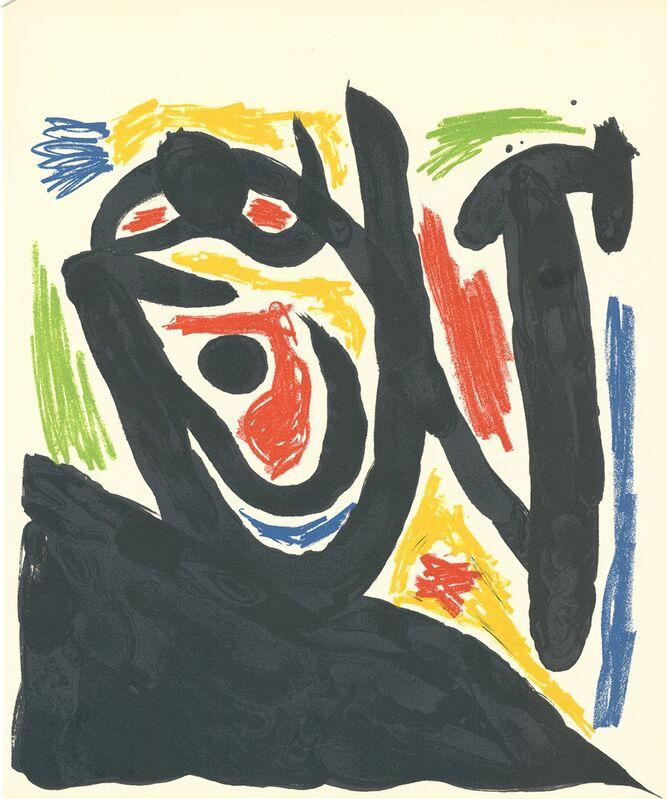 Joan Miró, 'Maitres-Graveurs Contemporains', 1970, Print, Lithograph, Cerbera Gallery