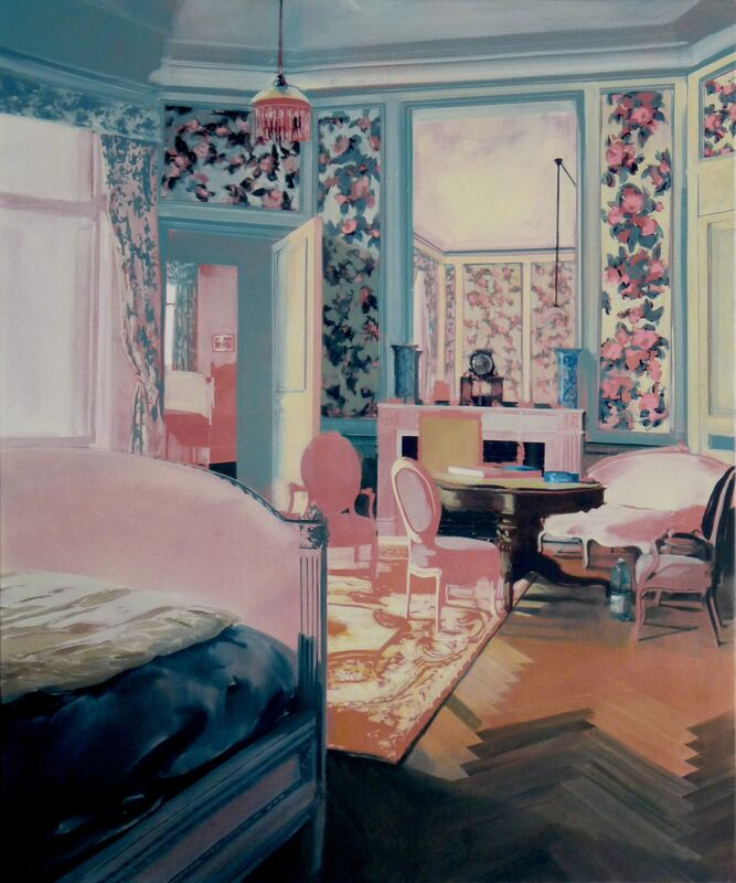 Eleanor Watson, 'Besides', 2015, Painting, Oil on canvas, Cynthia Corbett Gallery