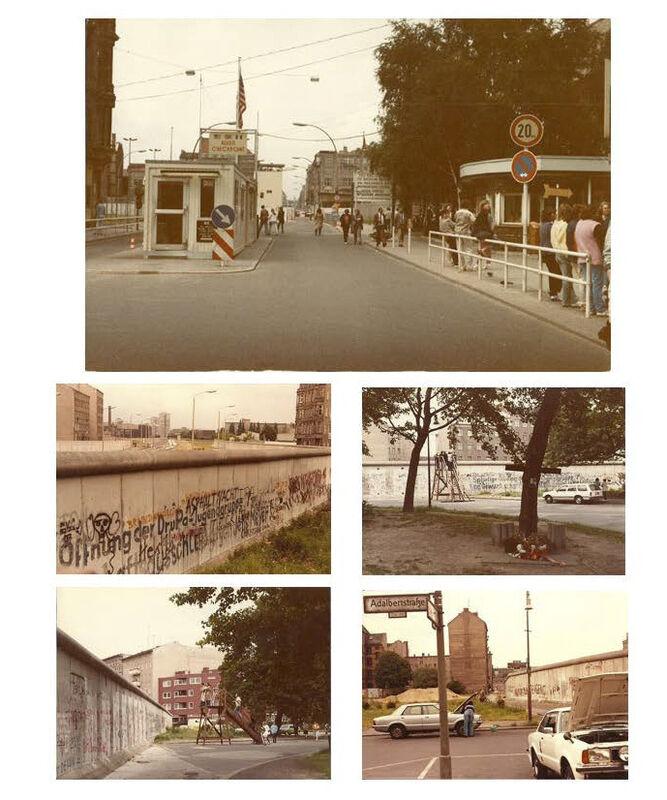 Lotty Rosenfeld, 'Berlín ', 1983, Photography, Aninat Galeria