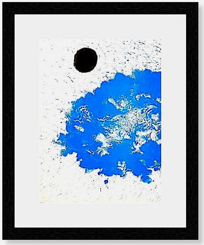 Joan Miró, 'Peintures, Murales', 1961, Print, Velum paper, Modern-Originals