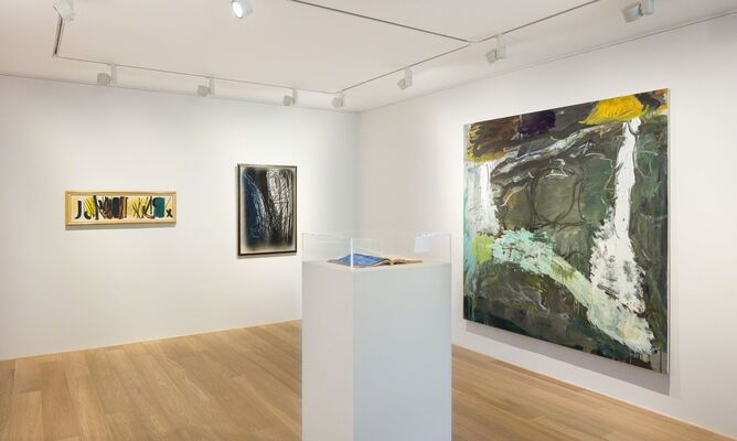 Bildfindung - Finding the Image, installation view