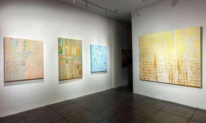 Margaret Evangeline: Eight Love Letters, Heloise To Abelard, installation view