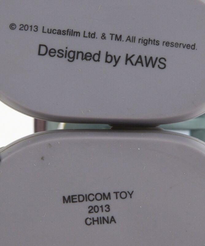 KAWS, 'Boba Fett Companion', 2013, Sculpture, Cast resin sculpture, Julien's Auctions