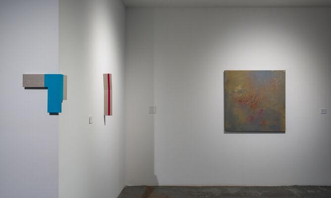 Pigment, installation view