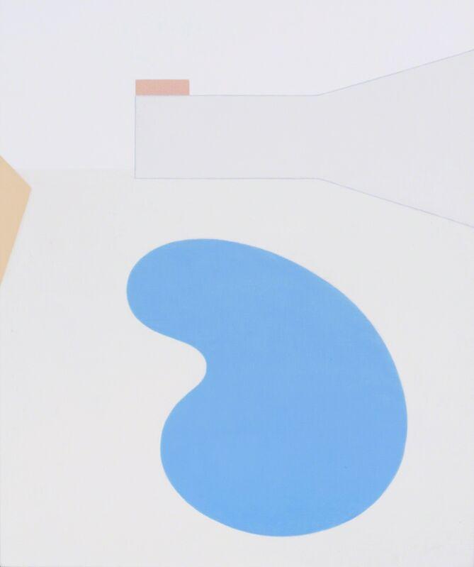 Ridley Howard, 'Pool in half-light', 2013, Painting, Oil on linen, Andréhn-Schiptjenko