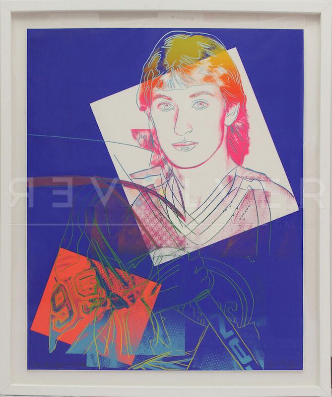 Andy Warhol, 'Wayne Gretzky (FS II.306)', 1984, Print, Screenprint on Lenox Museum Board, Revolver Gallery
