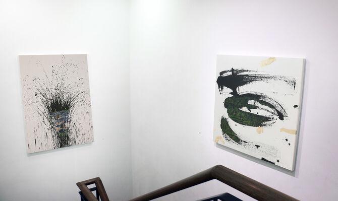 Park Jieun   Abstracted City, installation view